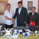 Вриједна донација општини Лопаре
